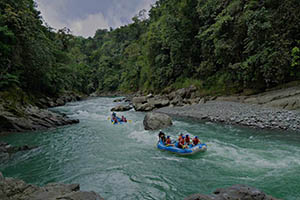 White Water Rafting Vacation