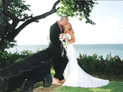 St. Lucia destination wedding and honeymoon