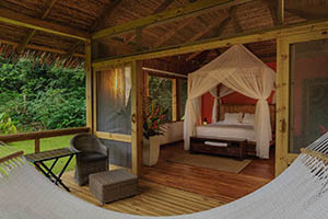 Costa Rican Vacation Lodge