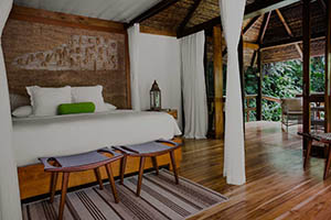 River View Suites at Pacuare Lodge